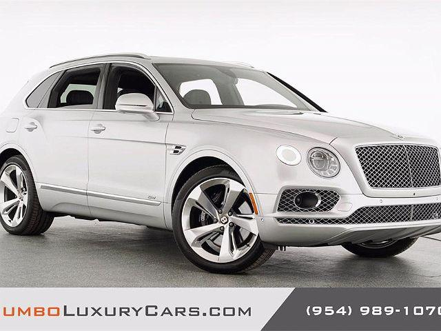 2020 Bentley Bentayga Hybrid for sale in Hollywood, FL