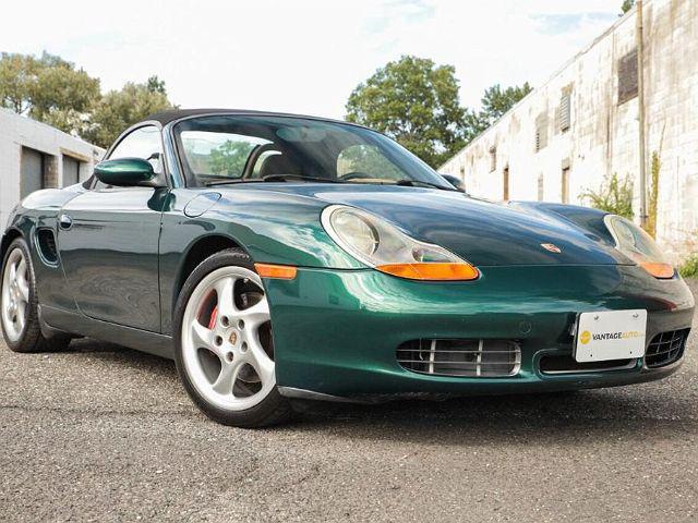 2000 Porsche Boxster S for sale in Moonachie, NJ