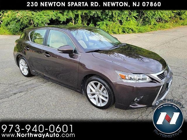2014 Lexus CT 200h Hybrid for sale in Newton, NJ