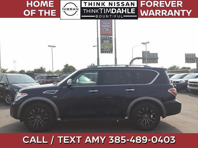 2018 Nissan Armada Platinum for sale in North Salt Lake, UT
