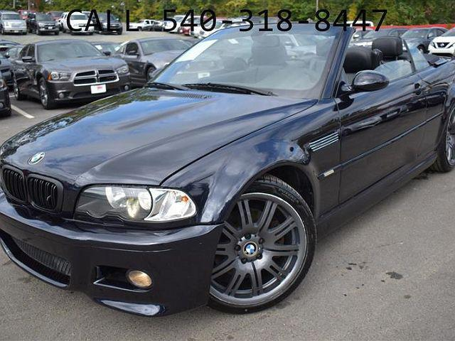 2004 BMW 3 Series M3 for sale in Stafford, VA