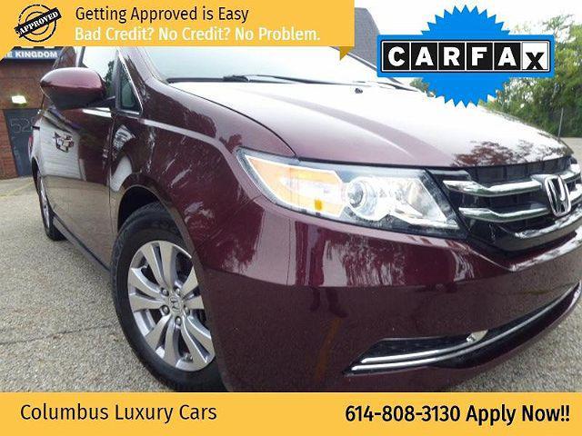 2016 Honda Odyssey SE for sale in Columbus, OH