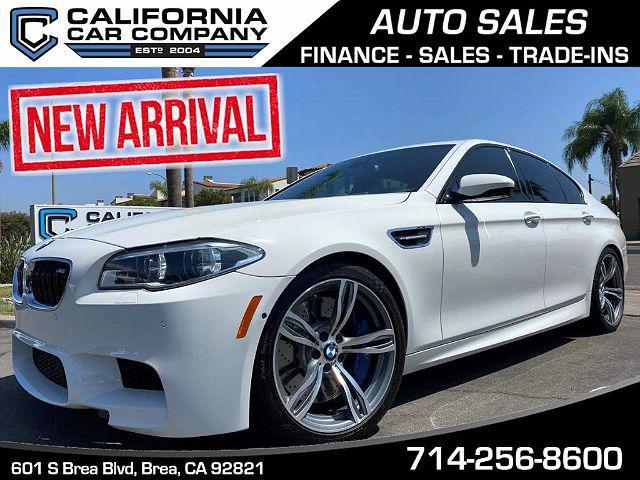 2014 BMW M5 4dr Sdn for sale in Brea, CA