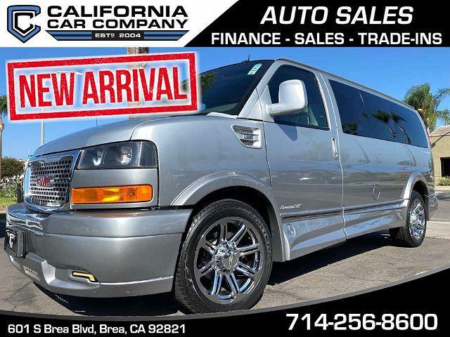 2013 GMC Savana Cargo Van Upfitter for sale in Brea, CA