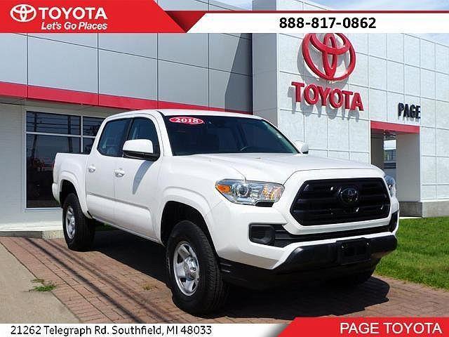 2018 Toyota Tacoma SR for sale in Southfield, MI