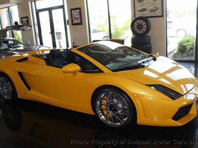 2011 Lamborghini Gallardo Spyder for sale in Deerfield Beach, FL