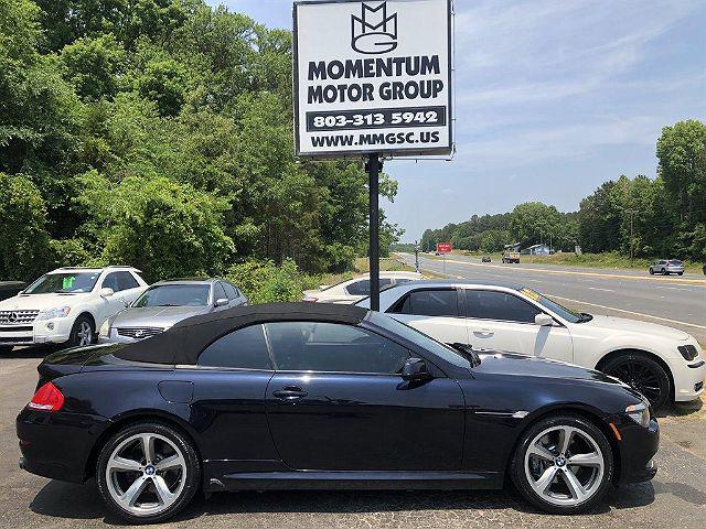 2010 BMW 6 Series 650i for sale in Lancaster, SC