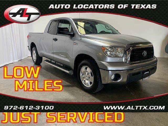2007 Toyota Tundra SR5 for sale in Plano, TX