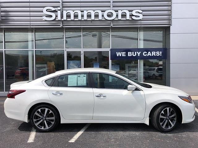 2017 Nissan Altima 2.5 SR for sale in Mount Airy, NC
