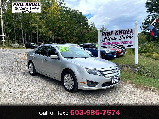2012 Ford Fusion Hybrid for sale in Sanbornville, NH