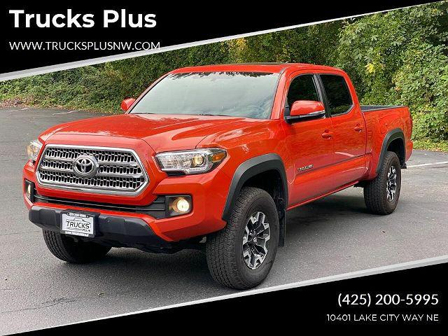 2017 Toyota Tacoma TRD Off Road for sale in Seattle, WA