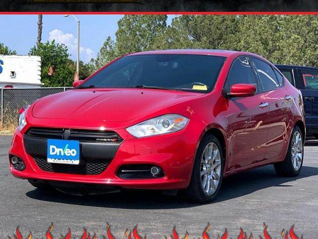 2013 Dodge Dart Limited for sale in Lemon Grove, CA