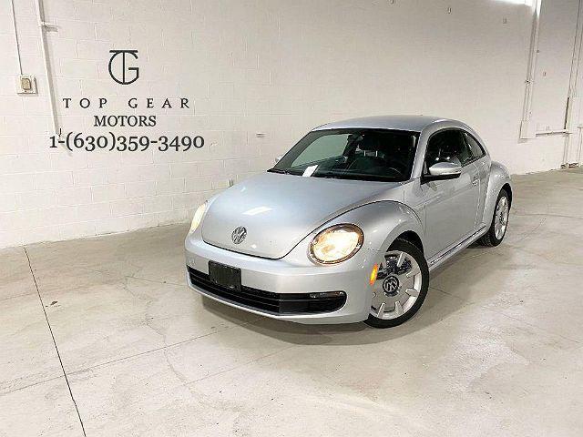 2012 Volkswagen Beetle 2.5L w/Sound/Nav PZEV for sale in Addison, IL