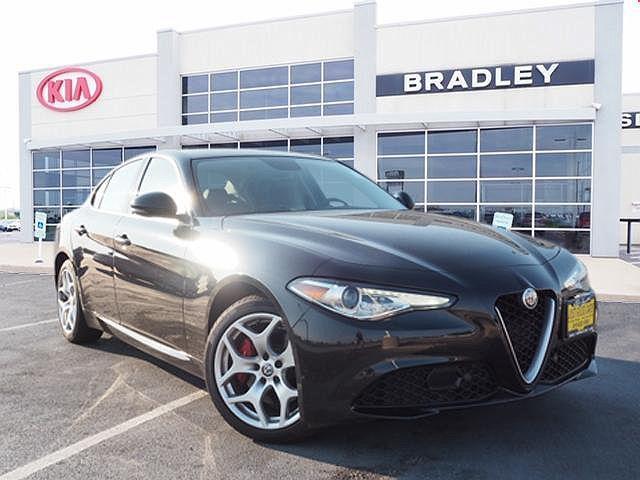 2018 Alfa Romeo Giulia Ti for sale in Bradley, IL