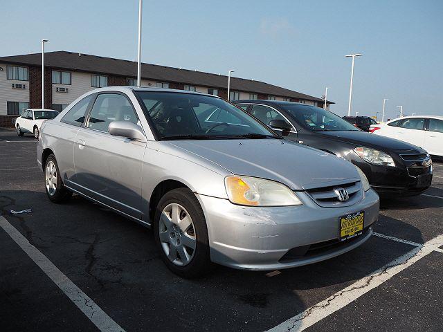 2002 Honda Civic EX for sale in Bradley, IL