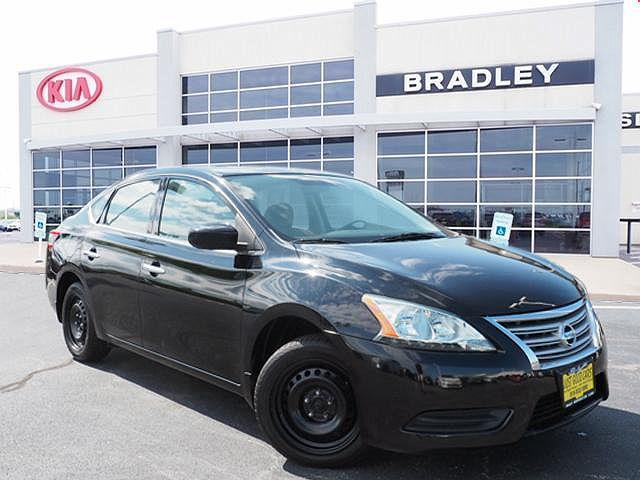 2015 Nissan Sentra SV for sale in Bradley, IL