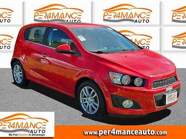 2014 Chevrolet Sonic LT for sale in Jessup, MD