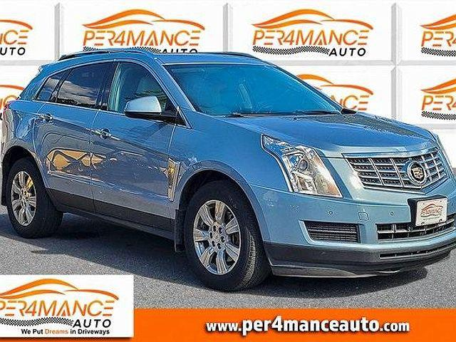 2014 Cadillac SRX Luxury Collection for sale in Jessup, MD