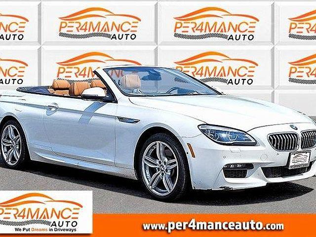 2016 BMW 6 Series 640i xDrive for sale in Jessup, MD
