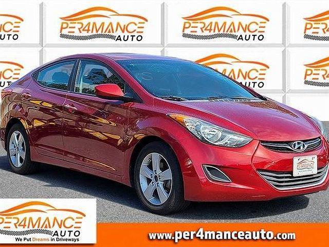 2013 Hyundai Elantra GLS for sale in Jessup, MD