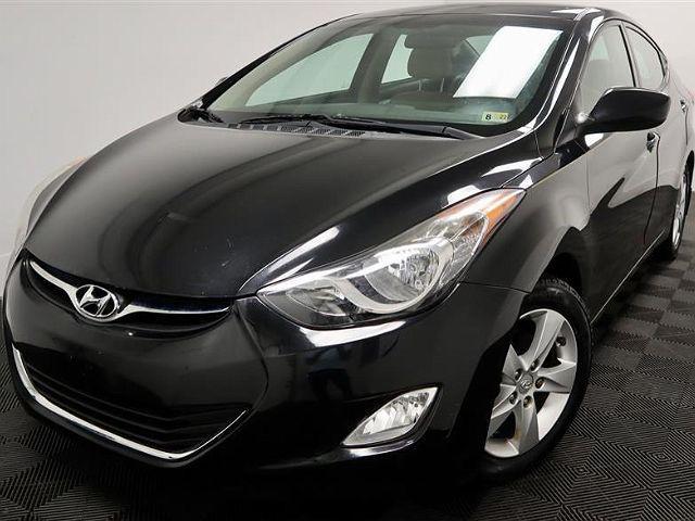 2013 Hyundai Elantra GLS for sale in Stafford, VA