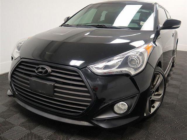2013 Hyundai Veloster Turbo w/Black Int for sale in Stafford, VA