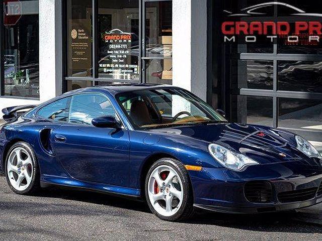 2001 Porsche 911 Carrera 2dr Carrera Turbo 6-Spd Manual for sale in Portland, OR