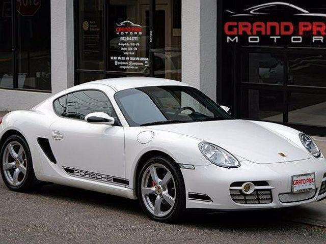 2008 Porsche Cayman 2dr Cpe for sale in Portland, OR