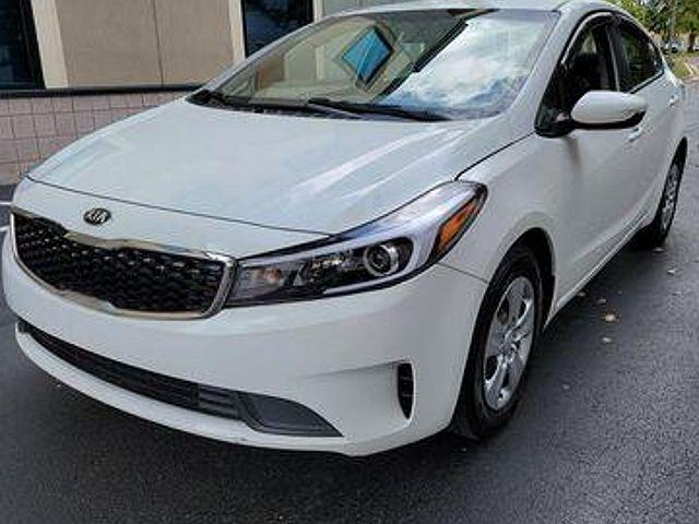 2018 Kia Forte LX for sale in Gaithersburg, MD