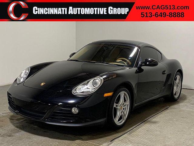 2009 Porsche Cayman 2dr Cpe for sale in Lebanon, OH