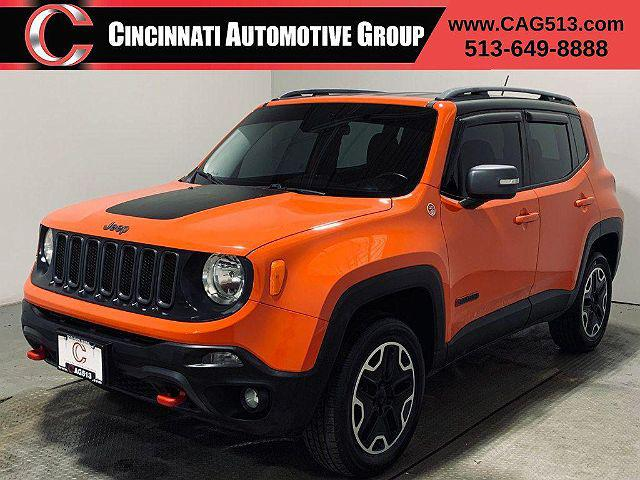2015 Jeep Renegade Trailhawk for sale in Lebanon, OH