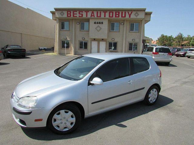 2007 Volkswagen Rabbit 2dr HB Auto for sale in Las Vegas, NV