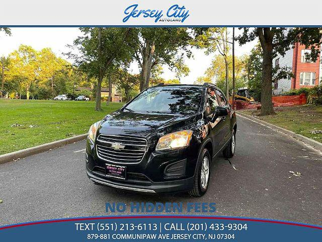 2015 Chevrolet Trax LT for sale in Jersey City, NJ
