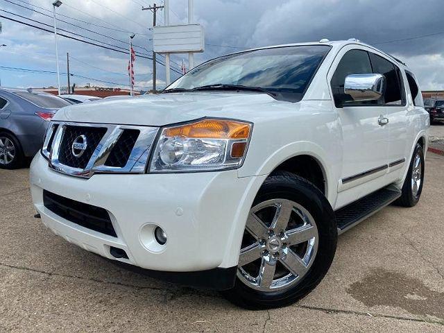 2014 Nissan Armada Platinum for sale in Arlington, TX