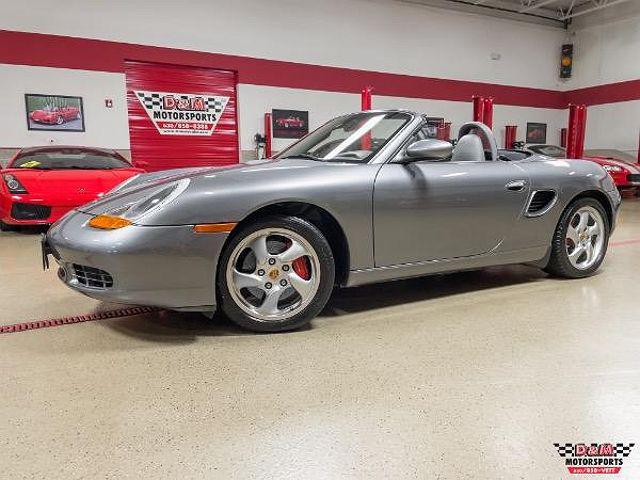 2002 Porsche Boxster S for sale in Glen Ellyn, IL