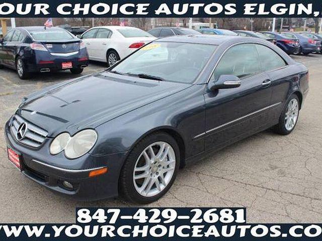 2008 Mercedes-Benz CLK-Class for sale near Elgin, IL