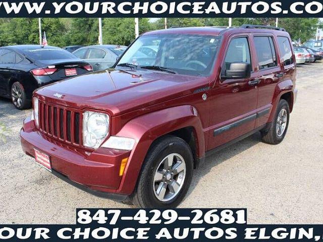 2008 Jeep Liberty Sport for sale in Elgin, IL