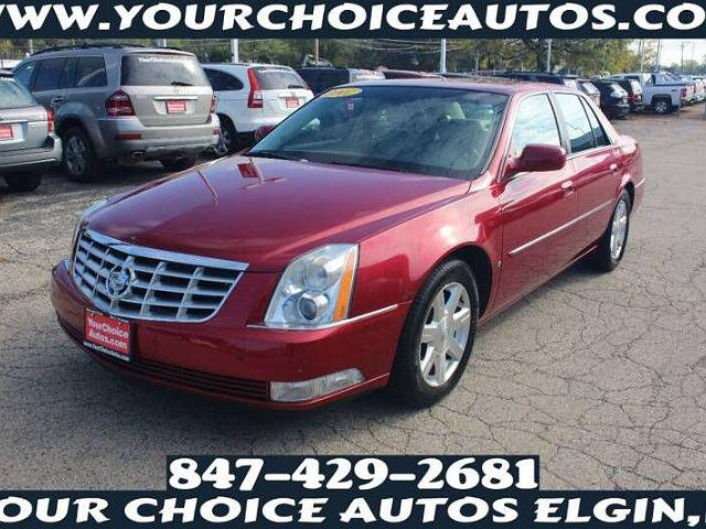 2007 Cadillac DTS Luxury I for sale in Elgin, IL