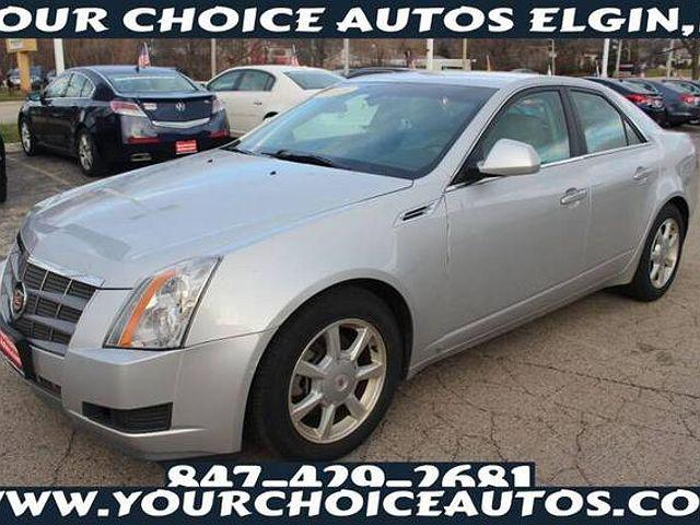 2009 Cadillac CTS AWD w/1SA for sale in Elgin, IL