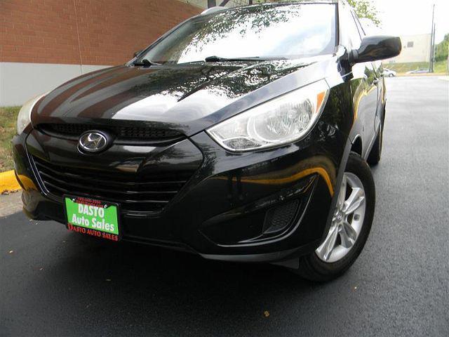 2011 Hyundai Tucson for sale near Manassas, VA