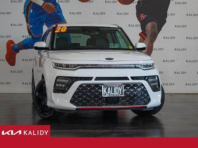 2020 Kia Soul GT-Line Turbo for sale in Edmond, OK