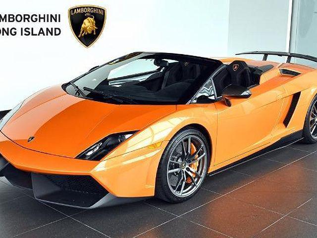 2011 Lamborghini Gallardo Spyder Performante for sale in Jericho, NY