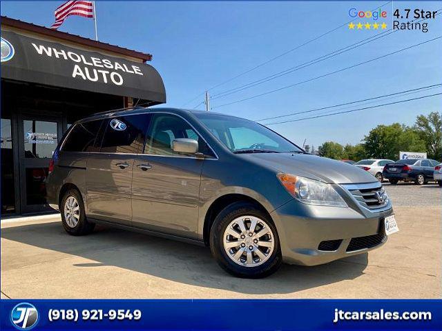 2008 Honda Odyssey EX-L for sale in Broken Arrow, OK
