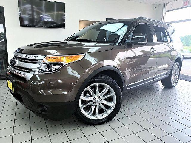 2015 Ford Explorer XLT for sale in Saint Charles, IL