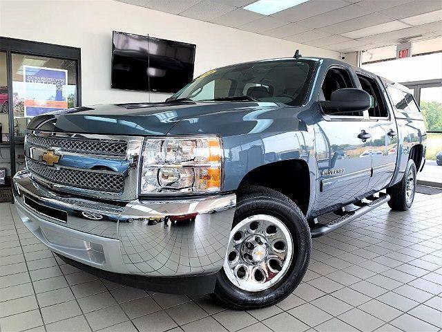 2013 Chevrolet Silverado 1500 LS for sale in Saint Charles, IL