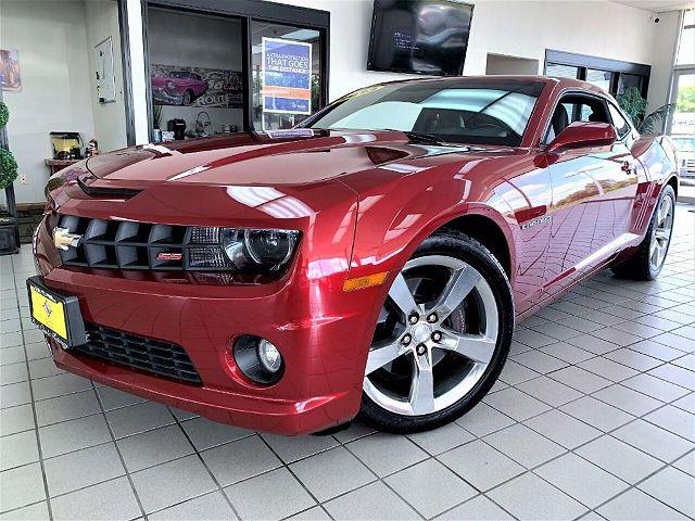 2013 Chevrolet Camaro SS for sale in Saint Charles, IL