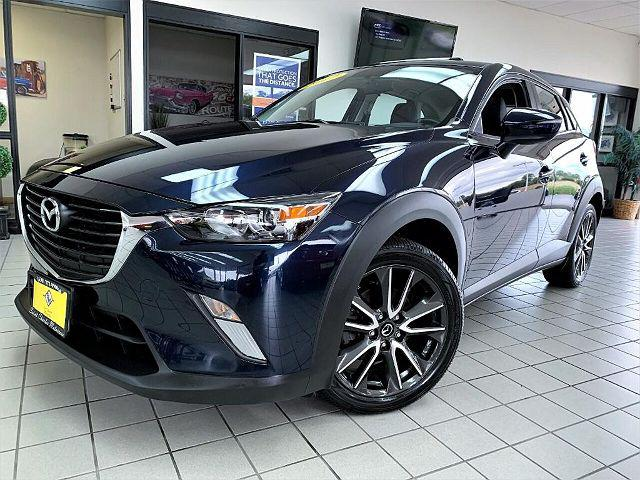 2017 Mazda CX-3 Touring for sale in Saint Charles, IL