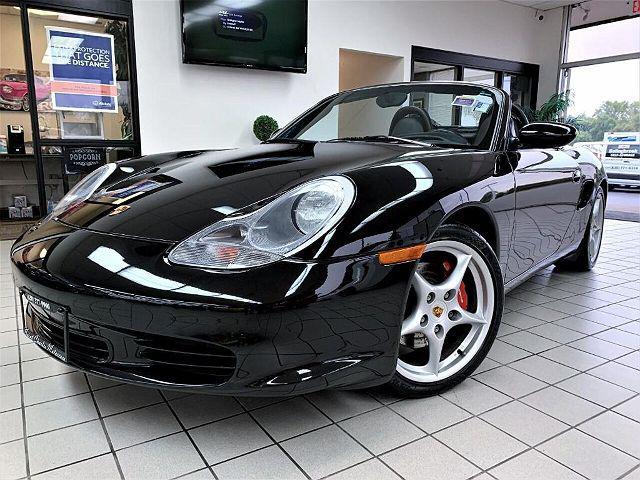 2003 Porsche Boxster S for sale in Saint Charles, IL
