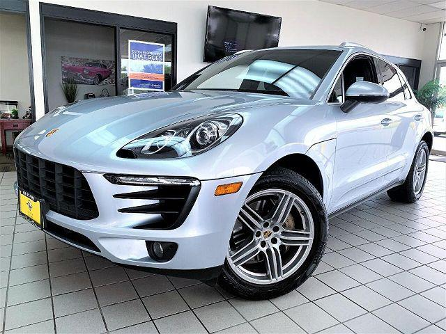 2015 Porsche Macan S for sale in Saint Charles, IL