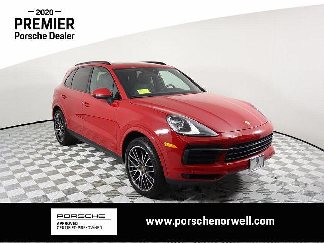 2021 Porsche Cayenne AWD for sale in Norwell, MA